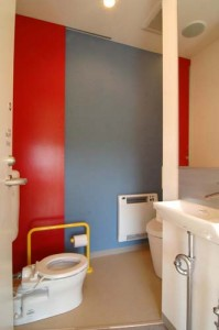 ニコ小児歯科医院トイレ