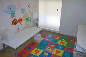 ニコ小児歯科医院幼児用診察室