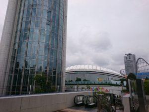 会場の東京ドームホテル